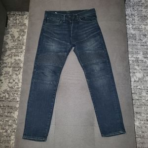 Polo Ralph Lauren motorcycle jeans